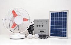 20Watt Solar Home Lighting System by Nakshtra Solar Solution