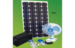 30w Solar Home Lighting by NECA INDIA