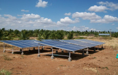 7.5HP Solar Water Pump System by Avee Energy