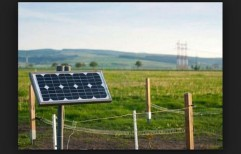 Agriculture Solar Fencing by Shree Solar Systems