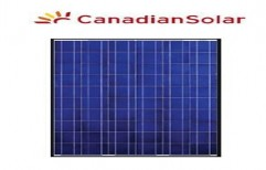 Canadian Solar modules by Newtronics Green Energy