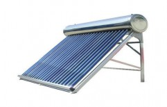 Domestic Solar Water Heater by Sunlight Energy Solutions