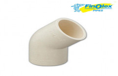 Finolex Elbow 45 by Finolex Pipes & Fittings (Unit Of Finolex Industries Limited)