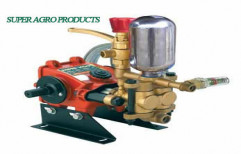 HDP Horizontal Duplex Piston Power Sprayer (ps26) by Super Agro Products