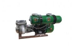 Petrol Mortar Pump, 2 - 5 HP, 2 Stroke Kerosene