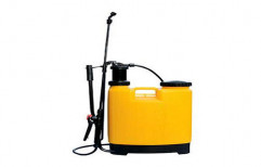 Manual Knapsack Sprayer by Ganapathy Agro Industries