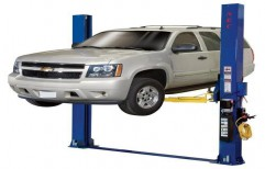 NEC Car Washing Lift by National Equipment Company