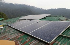 On Grid Solar by Eyconic World Compu Solar Solutions Private Limited