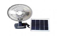 Solar DC Wall Fan 3 Speed by Solaris Energy