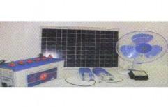Solar Home Lighting System by Steelhacks Industries