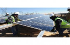 Solar Power Plant Installation Service by Eyconic World Compu Solar Solutions Private Limited