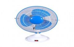 Solar Table Fan by S. S. Solar Energy