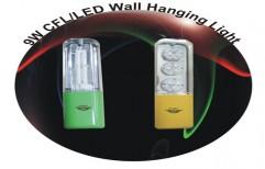 9W CFL & LED Solar Wall Hanging Light by Nakshtra Solar Solution