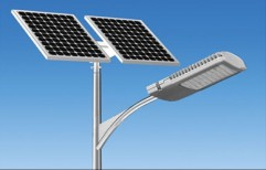 Commercial Solar Street Light by Vaishnavi Solar