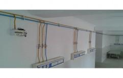 Gas Pipe Line by Gaurav Sanjivani Technicals