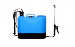 Knapsack agriculture spray pump by Kamdhenu Electricals