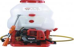 Knapsack Power Sprayer by A J Agro Tools