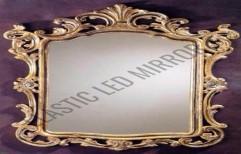 llluminated Home LED Mirror by Rana Aluminium & Pvc