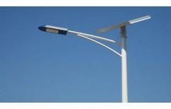 Mild Steel Solar Street Light Pole by D.S. Udyog