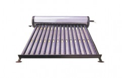 Non-pressurized Solar Water Heater by Sunlight Energy Solutions