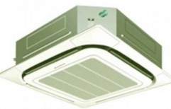 R410A Ceiling Mounted Cassette Air Conditioner by Sri Akshada Aircon Pvt Ltd
