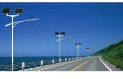 Solar LED Street Light by APS Power Systems
