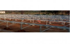 Solar Panel Mounting Structure by Shasan Engineering Private Limited