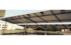 Solar Panel Mounting Structure by Vide Energy