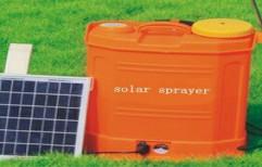 Solar Spray Pump by Jay Bharat Industries