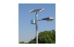Solar Street Light Pole by Neoteric Enterprises India Private Limited