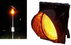 Solar Traffic Blinker by MSM Energy Enterprises
