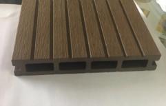 WPC Wall Cladding by Rana Aluminium & Pvc