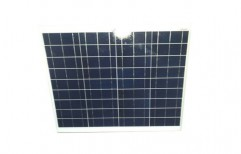 75W Solar Panel by Eyconic World Compu Solar Solutions Private Limited