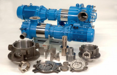 Decanters Feed Pump by NVR Technologies