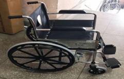 Foldable Wheel Chair by Gaurav Sanjivani Technicals