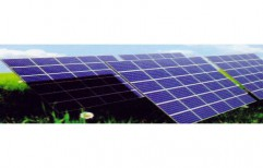 Grid Tie Solar Power Plant by Green Currents Inc.