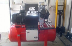 High Volume Air Compressor by National Equipment Company