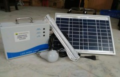 Home Light System With Fan by Mavericks Solar Energy Solutions Private Limited