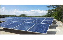 Hybrid Solar Power Pack by Neoteric Enterprises India Private Limited
