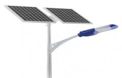 LED ISI Aluminum Solar Light by Nakshtra Solar Solution