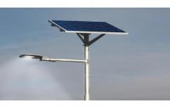 Outdoor Solar Street Light by Veetraag Solar System