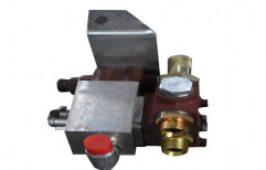 Rotary Control Valve by Genext Technologies