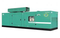 Silent Diesel Generator by Bharti Marketing