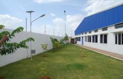 Solar Fencing by Aadhi Solar Solutions