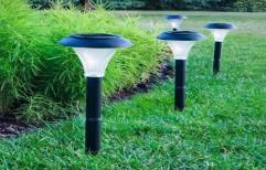Solar Garden Lights by Akshar Solar Solutions