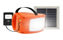 Solar Home Lantern & Solar Mobile Charging by IIT Solar Power Systems