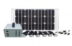 Solar Lighting Kit by S. S. Solar Energy