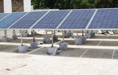 Solar Off Grid Rooftop System by Sunflare Solar Private Limited
