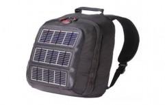 Solar Power Backpack by Newtronics Green Energy