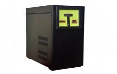 Static Voltage Stabilizer, 1kva-200kva,single-three Phase by Sun Technologies